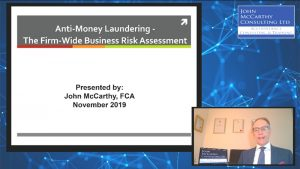 The AML Business-Wide Risk Assessment December 2019